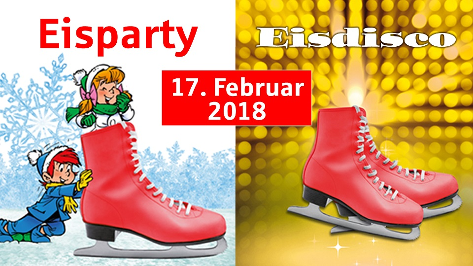 KNAX-Eisparty + Kreissparkassen-Eisdisco 2018