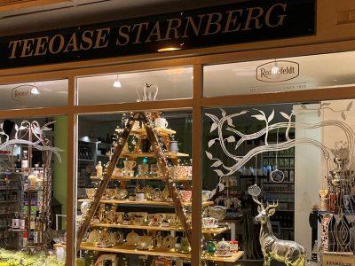 <h36>Alles für den Teegenuss in der Teeoase Starnberg</h36>