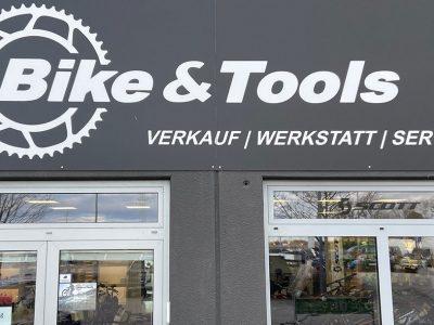 <h36>Fit für den Radl-Frühling mit Bike & Tools</h36>